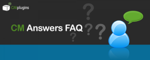 CM Answers FAQ