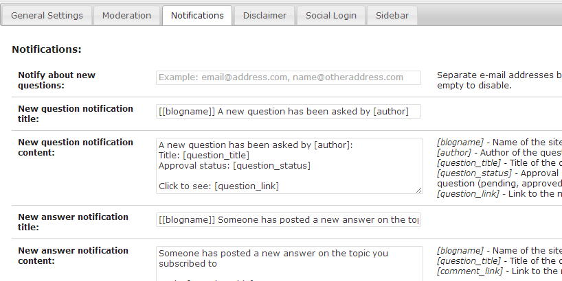 This WP Q&A forum plug-in works with WordPress to publish a discussion forum or conversation thread on your post or homepage. Fully customized in the Pro Edition, with many features such as social media login, file attachments and more.