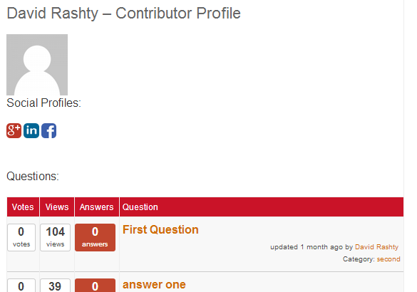 CM answers is a question and answer discussion forum plugin for WordPress websites and blogs.